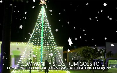 City of Imperial virtual christmas tree lighting ceremony