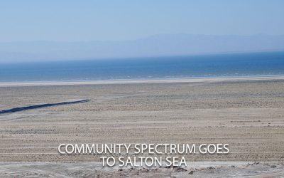 Salton Sea: It's Going to happen