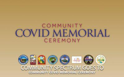 Community Covid Memorial Ceremony