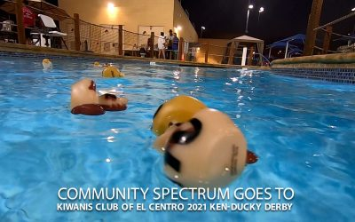 KIWANIS Club of El Centro, KEN-DUCKY DERBY 2021 Video